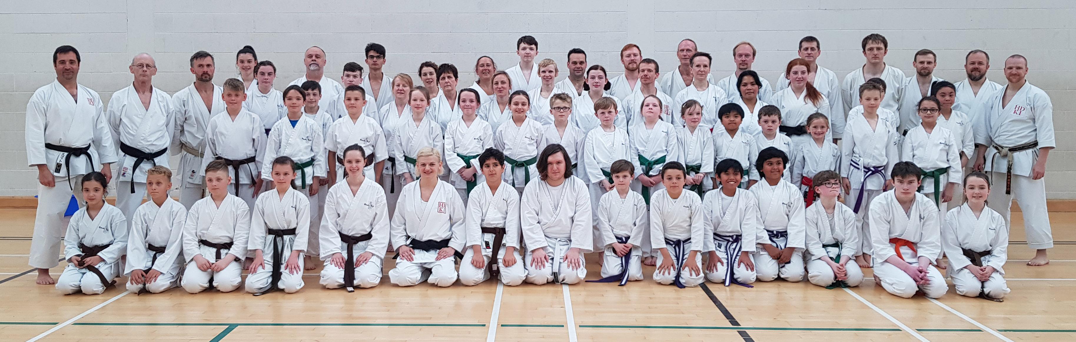 Hombu Dojo Karate